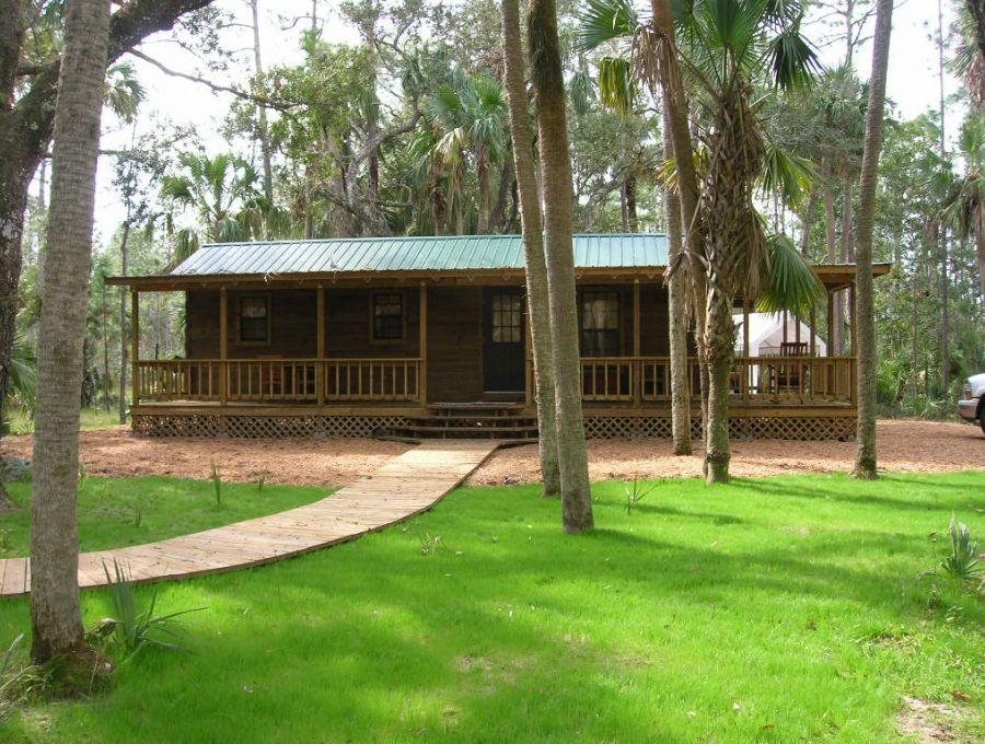 Model log home for sale