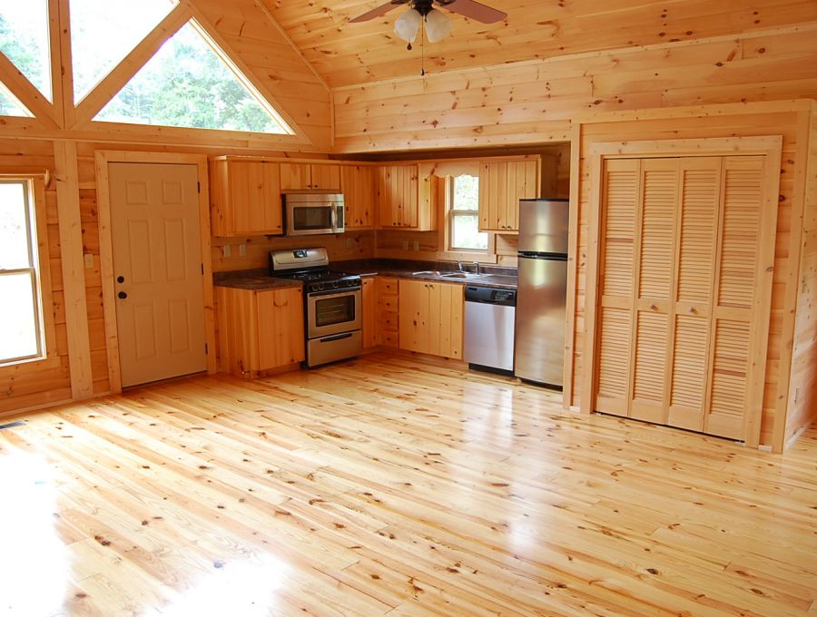 Modular log cabins rv park model log cabins 1 mountain for Log cabin floors