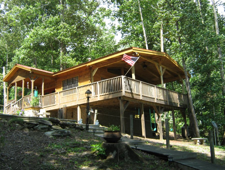 Park model homes park model homes nc for Cabin model homes