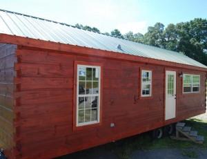 Modular Log Cabin Home 115 Mountain Recreation Log Cabins