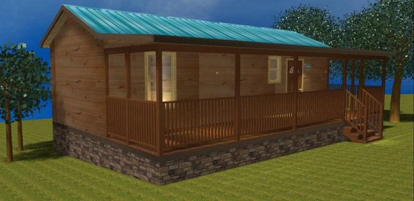 Rv Park Log Cabin Homes 31 Mountain Recreation Log Cabins