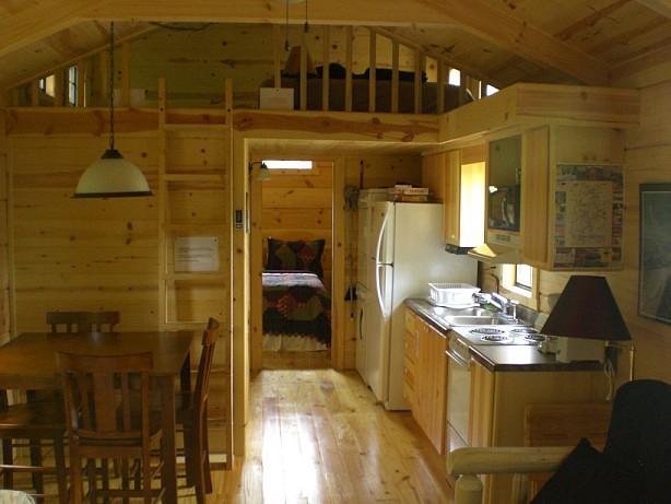 Modular log cabins rv park model log cabins 3 mountain for Cabin model homes